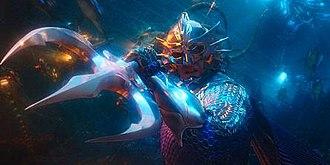 Ocean Master - Patrick Wilson as King Orm Marius / Ocean Master in Aquaman (2018).