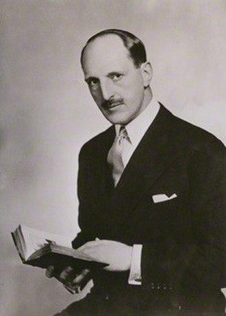 Archibald Maule Ramsay - Ramsay in 1937