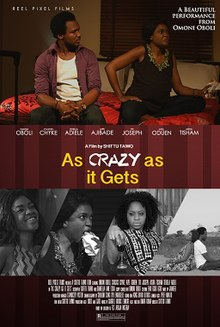 As Crazy as it Gets poster.jpg