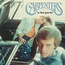 As Time Goes By (Carpenters album).jpg