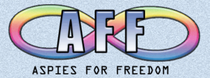 Aspies For Freedom - Aspies for Freedom logo