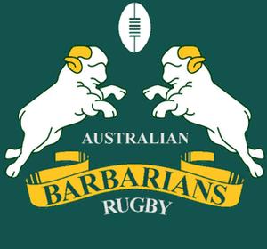 Australian Barbarians - Logo of the Australian Barbarians