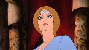Éowyn - Éowyn, as portrayed in Ralph Bakshi's The Lord of the Rings