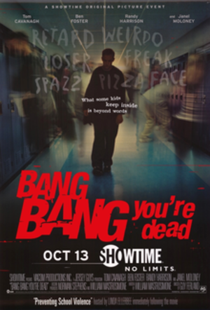 Bang Bang You're Dead (film) - Film poster