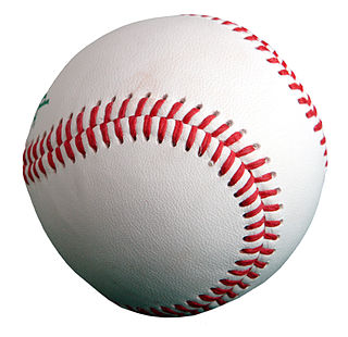 Baseball (ball) Ball used in the sport of baseball