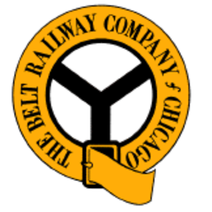 Belt Railway of Chicago - Image: Belt Railway Chicago Logo