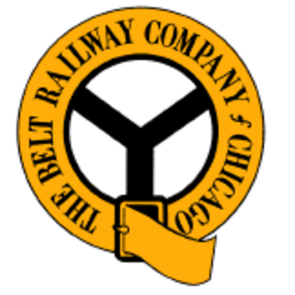 Belt Railway of Chicago - Image: Belt Railway Chicago Logo