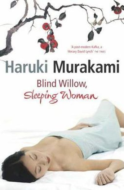 Picture of a book: Blind Willow, Sleeping Woman