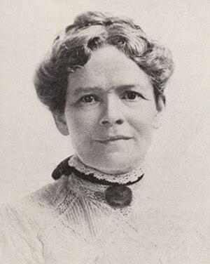 Harold Ware - Ella Reeve Bloor (circa 1910)
