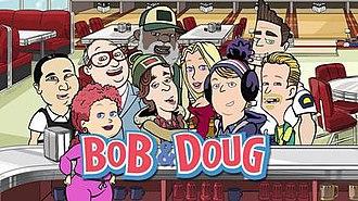 Bob & Doug (TV series) - Image: Bob & Doug Title Screen