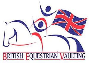 British Equestrian Vaulting - Image: British equestrian vaulting
