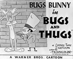 Bugs and Thugs - Lobby card
