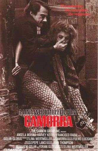 Camorra (1986 film) - Film poster