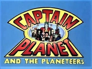 <i>Captain Planet and the Planeteers</i> television series