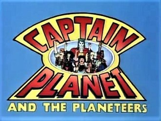 Captain Planet and the Planeteers - Image: Captain Planet and the Planeteers title