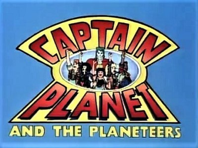 Picture of a TV show: Captain Planet And The Planeteers