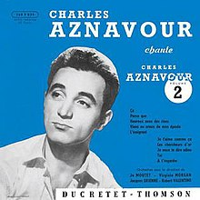Chante Charles Aznavour Vol 2 Wikipedia
