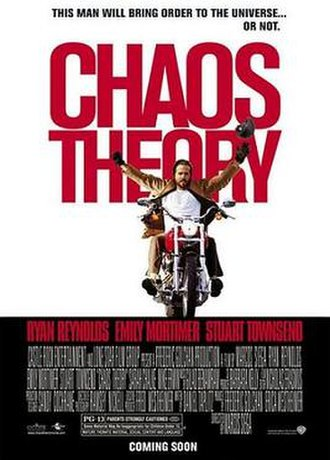 Chaos Theory (film) - Promotional poster