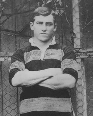 Charles Fraser (rugby league) - Image: Charles Fraser rugby league player
