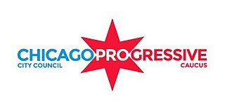 Chicago City Council Progressive Reform Caucus Issue-based group of legislators in the Chicago City Council