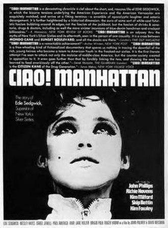 Ciao! Manhattan - Ciao! Manhattan movie poster