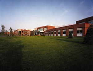 Clarkston High School (Michigan) - Image: Clarkston High School (Clarkston, Michigan)