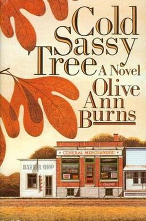 Cold Sassy Tree book cover