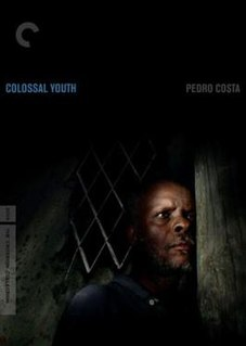 <i>Colossal Youth</i> (film) 2006 film by Pedro Costa