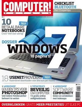 Computer!Totaal - Cover of Computer!Totaal