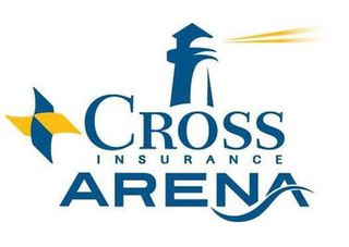 Cross Insurance Arena Architectural structure