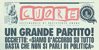Italian satirical magazine