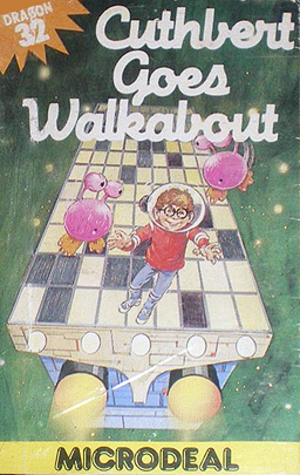 Cuthbert Goes Walkabout - Image: Cuthbert Goes Walkabout Coverart