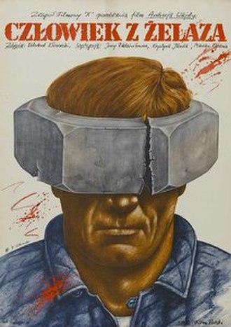 Man of Iron - Image: Człowiek z żelaza (film)