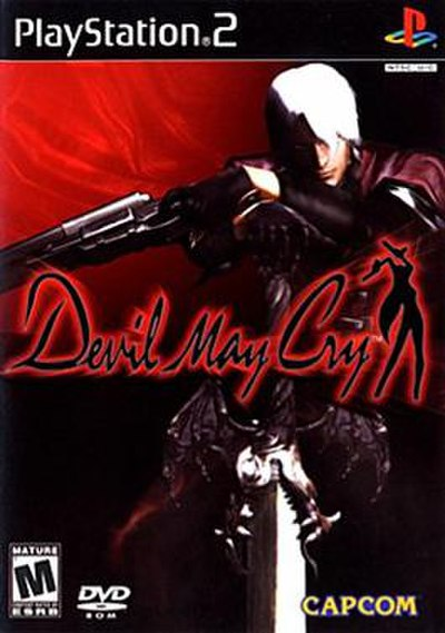 Picture of a game: Devil May Cry