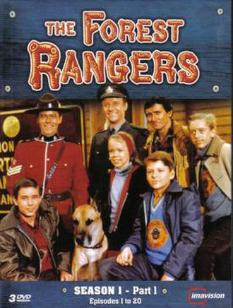 The Forest Rangers - Season 1 Boxset released on DVD.