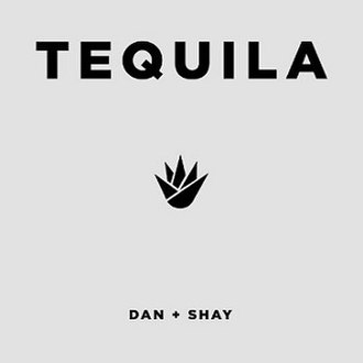 Tequila (Dan + Shay song) - Image: Dan + Shay Tequila (single cover)