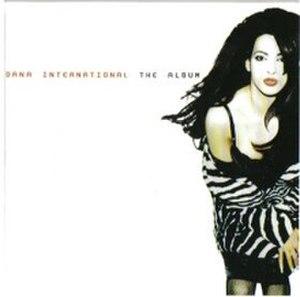 Dana International – The Album - Image: Dana International The Album