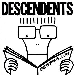 Everything Sucks (Descendents album) - Image: Descendents Everything Sucks cover