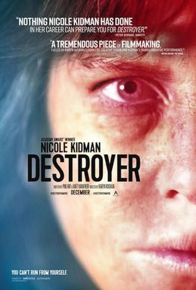 Picture of a movie: Destroyer