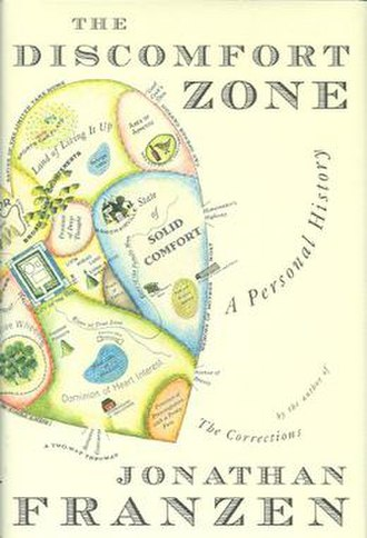 The Discomfort Zone - First edition cover