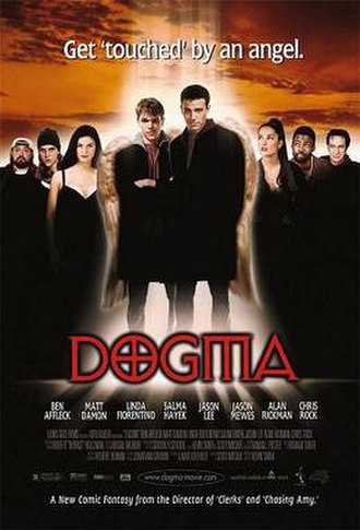 Dogma (film) - Theatrical release poster