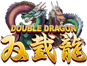 Double Dragon - The logo for the iOS/Android version of Double Dragon