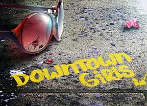 Downtown Girls - Image: Downtown Girls logo