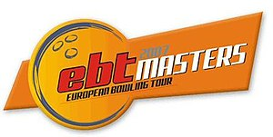 European Bowling Tour Masters - EBT Masters 2007 competition logo