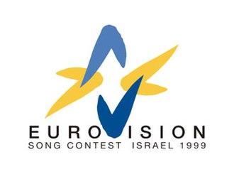 Eurovision Song Contest 1999 - Image: ESC 1999 logo