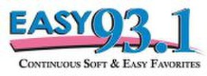 WFEZ (FM) - Image: Easy 93