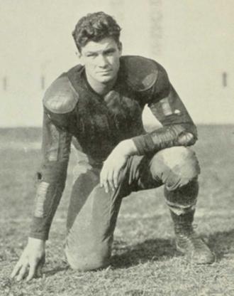 "Ed Hess - Hess from the 1926 ""Makio"""