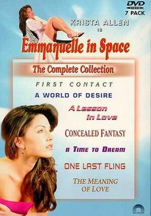 Emmanuelle in Space - Image: Emmanuelle in space