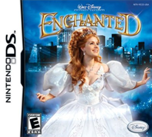Enchanted (video game) - Image: Enchanted Coverart