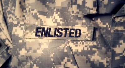 Picture of a TV show: Enlisted